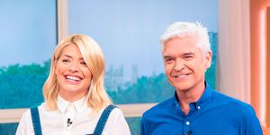 Holly Willoughby, hair, transformation, This Morning