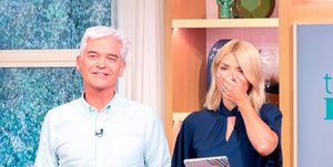 Holly and Phil this Morning hysterics