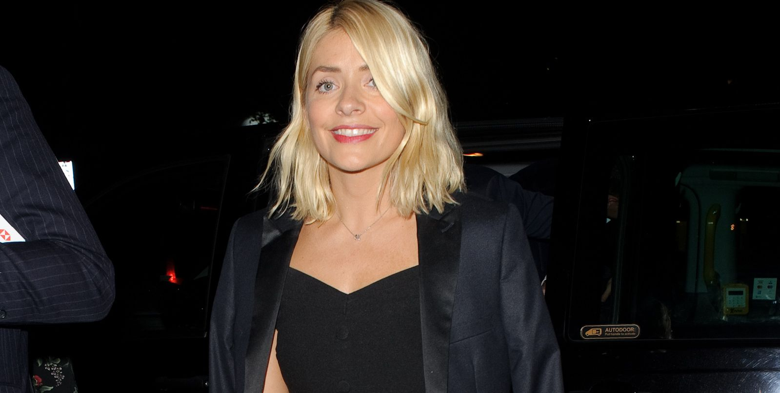 Holly Willoughby cuddles a koala in cute photo