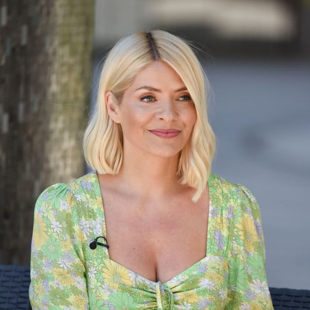 holly willoughby silk ivory boden blouse