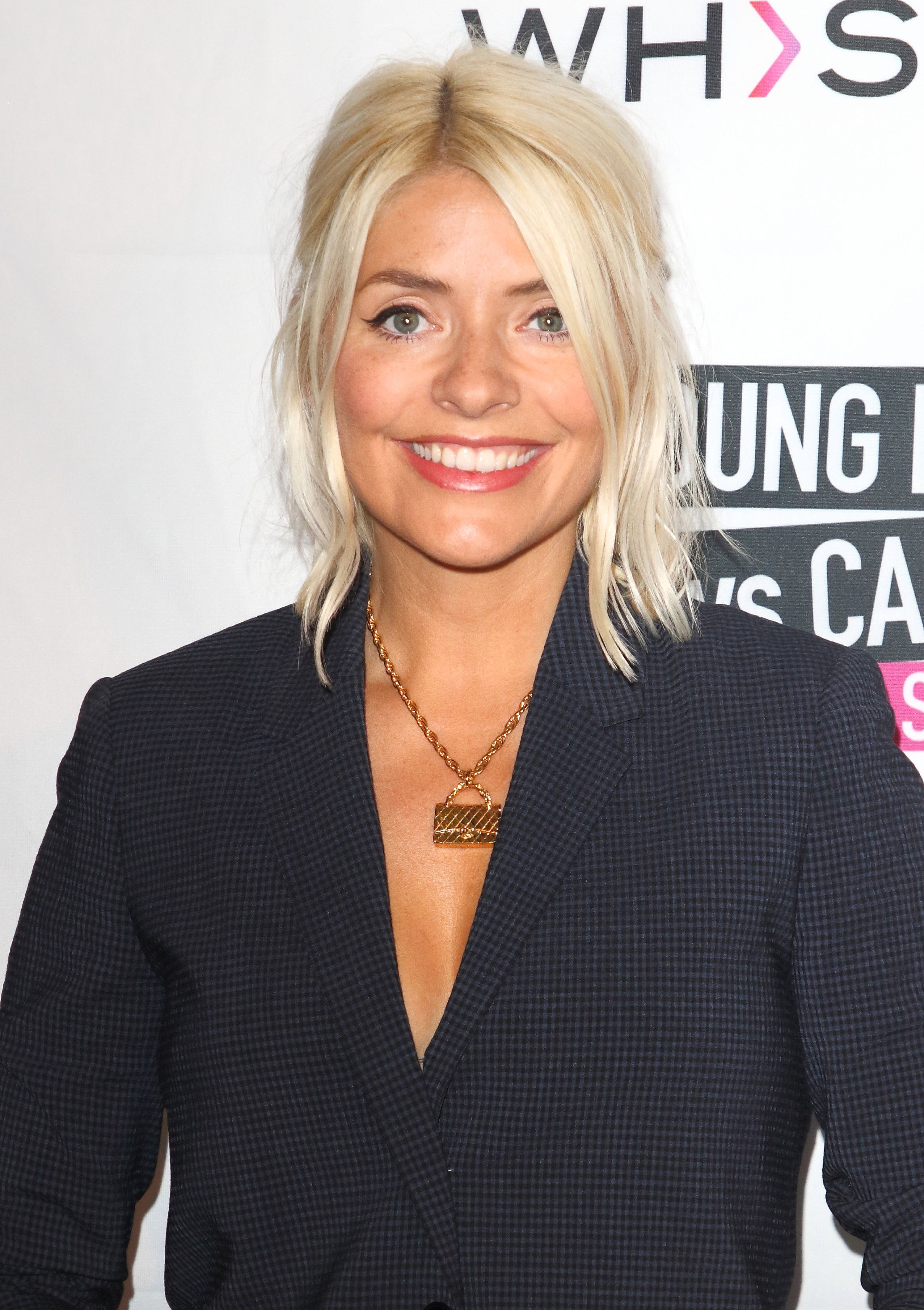 The foundation that gives Holly Willoughby flawless skin on camera