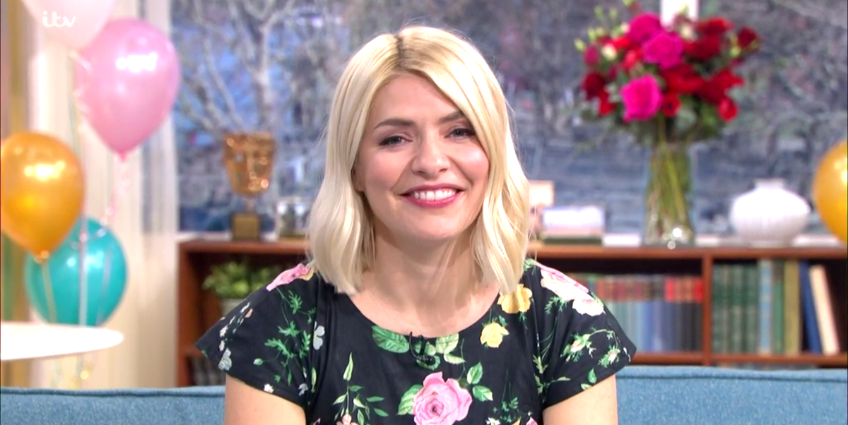Holly Willoughby jokes she won't be invited back to Midsomer Murders