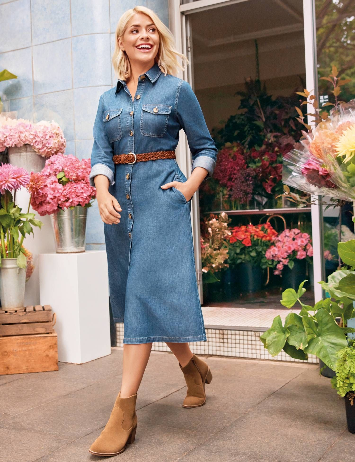 830cad8f7e Holly Willoughby's M&S must-haves: every piece from Holly's Marks & Spencer  range