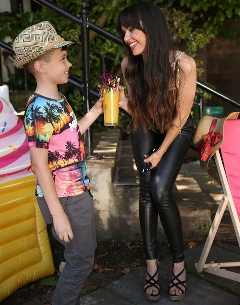 Bobby Costello and Mercedes McQueen spend time together in Hollyoaks