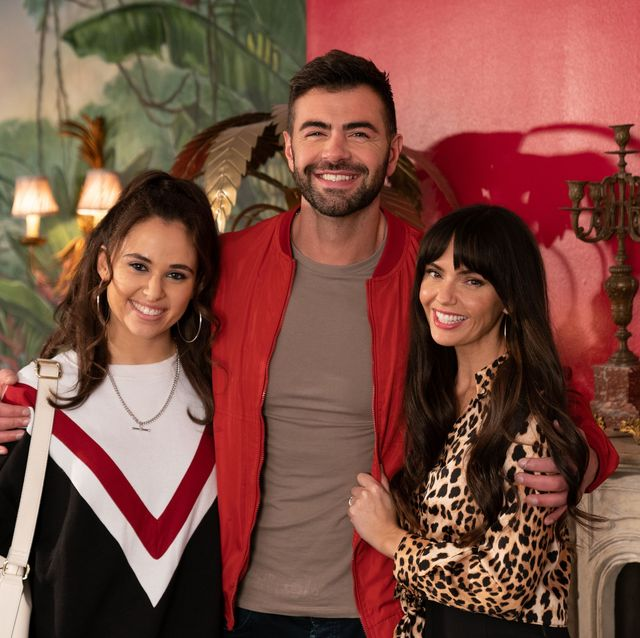cher, sylver and mercedes in hollyoaks
