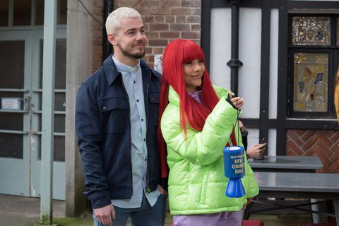 joel dexter and goldie mcqueen in hollyoaks