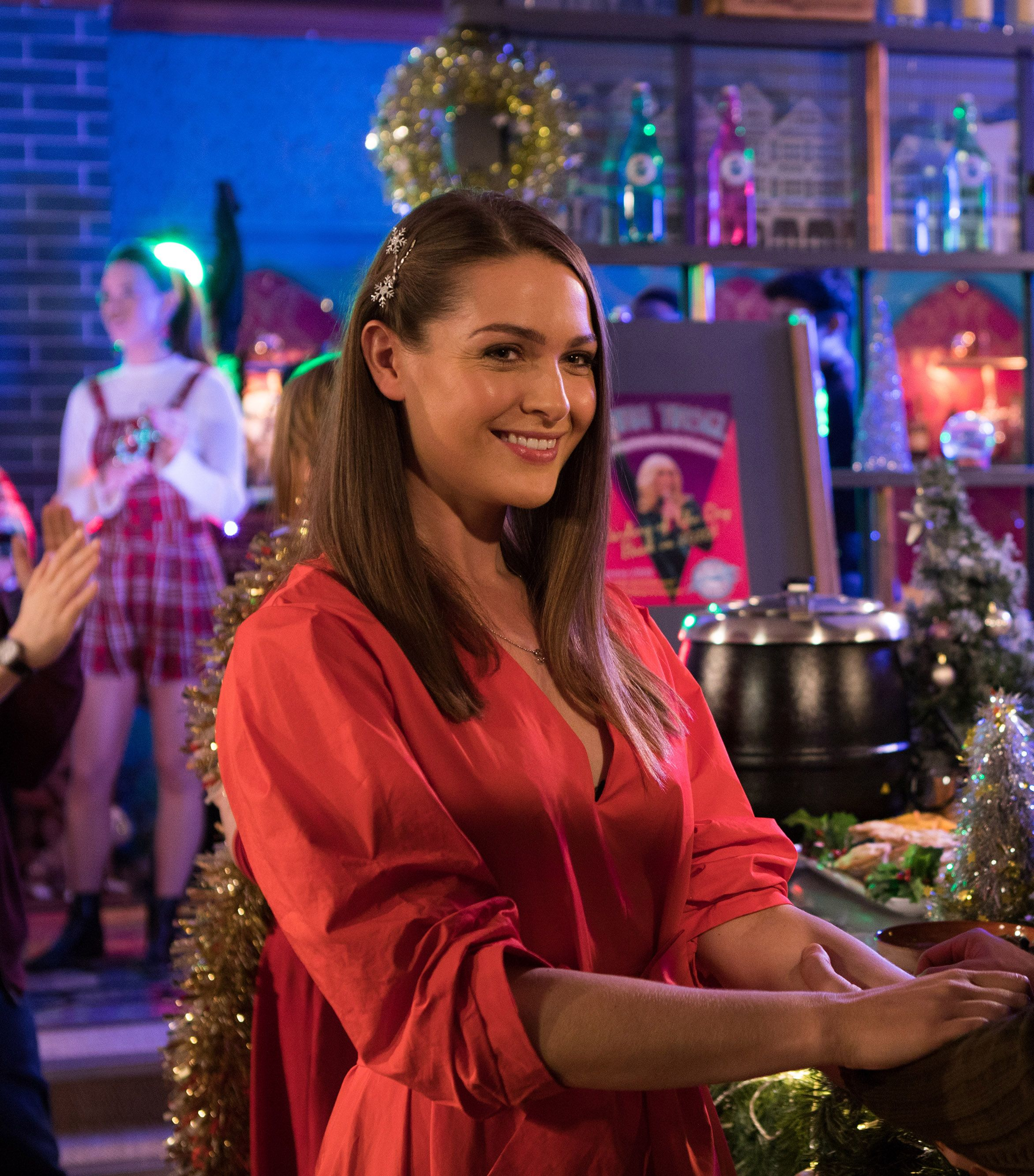 Hollyoaks reveals first look at Christmas and New Year storylines in 16 spoiler pictures