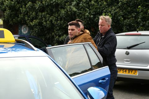 Ste Hay is kidnapped in Hollyoaks