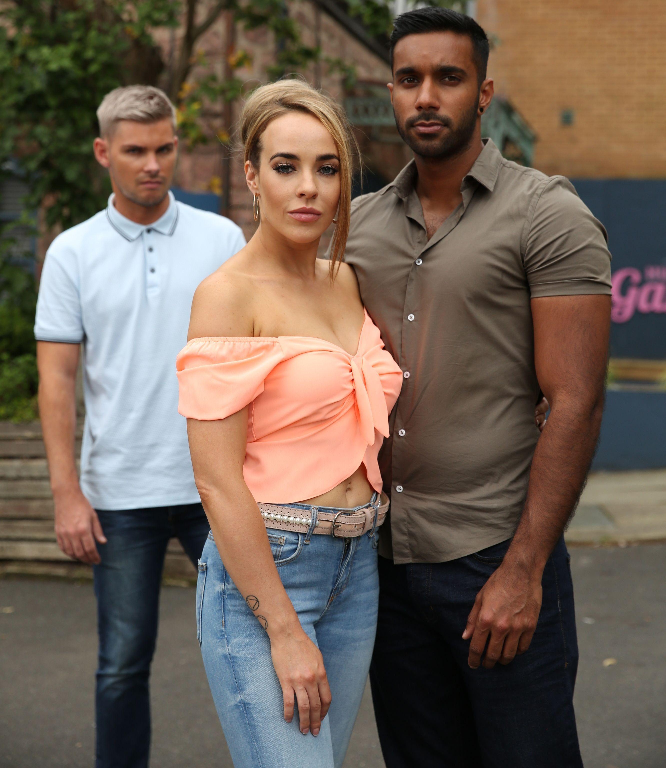 Hollyoaks stars praise Kieron Richardson for Ste Hay's radicalisation storyline