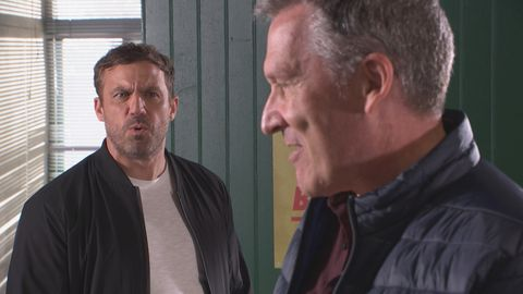 warren fox and cormac in hollyoaks