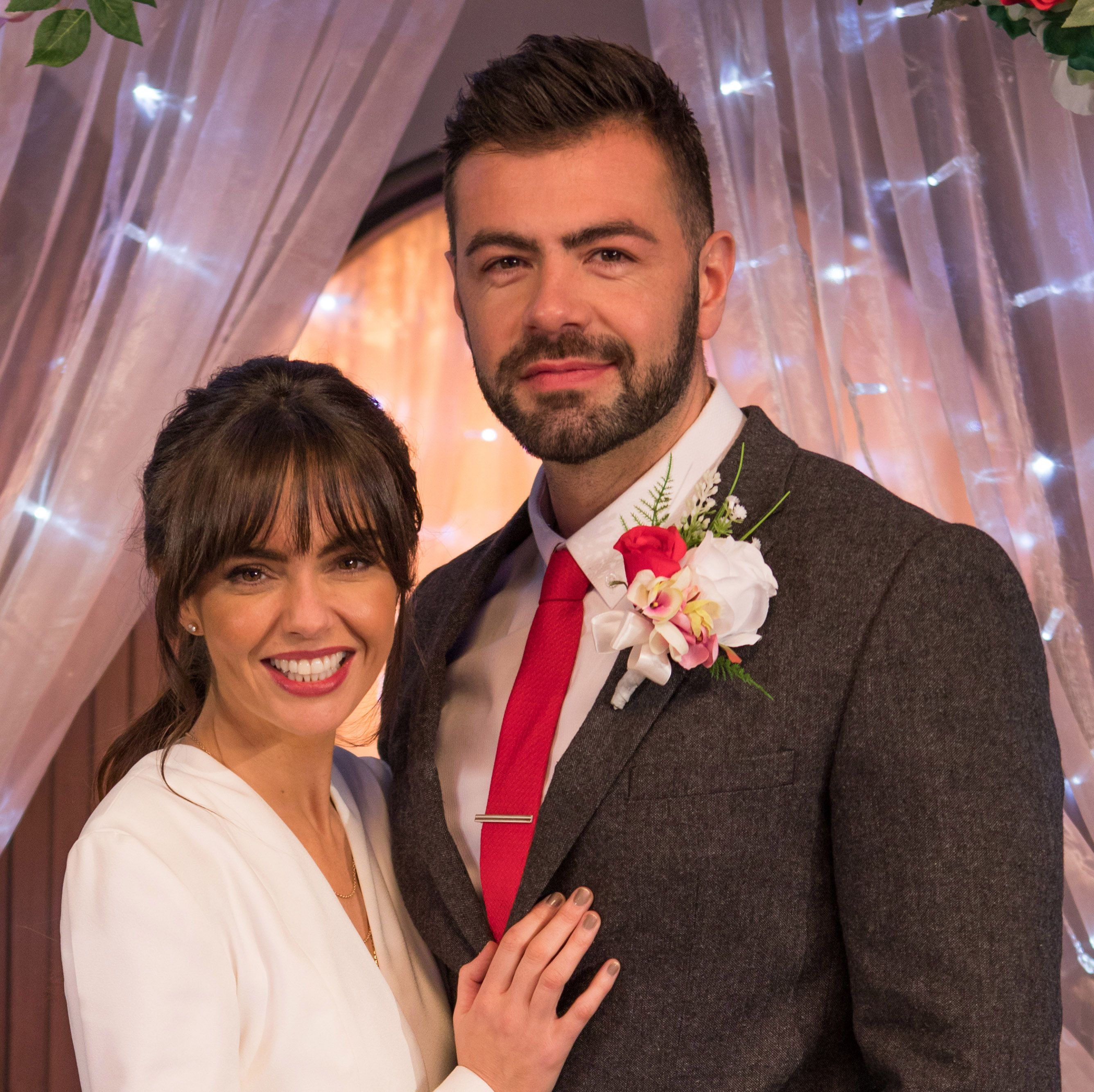 "Hollyoaks star Jennifer Metcalfe warns McQueen wedding drama will be ""horrific"""