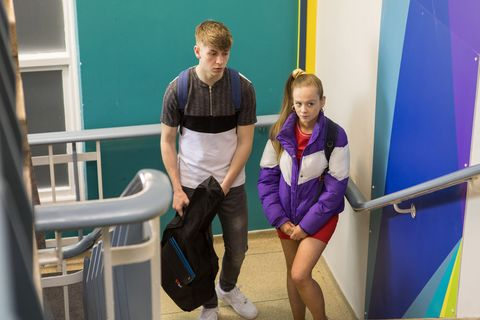 sid sumner and juliet nightingale in hollyoaks