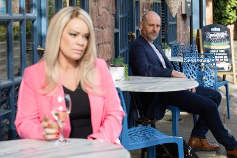 grace black and fergus collins in hollyoaks