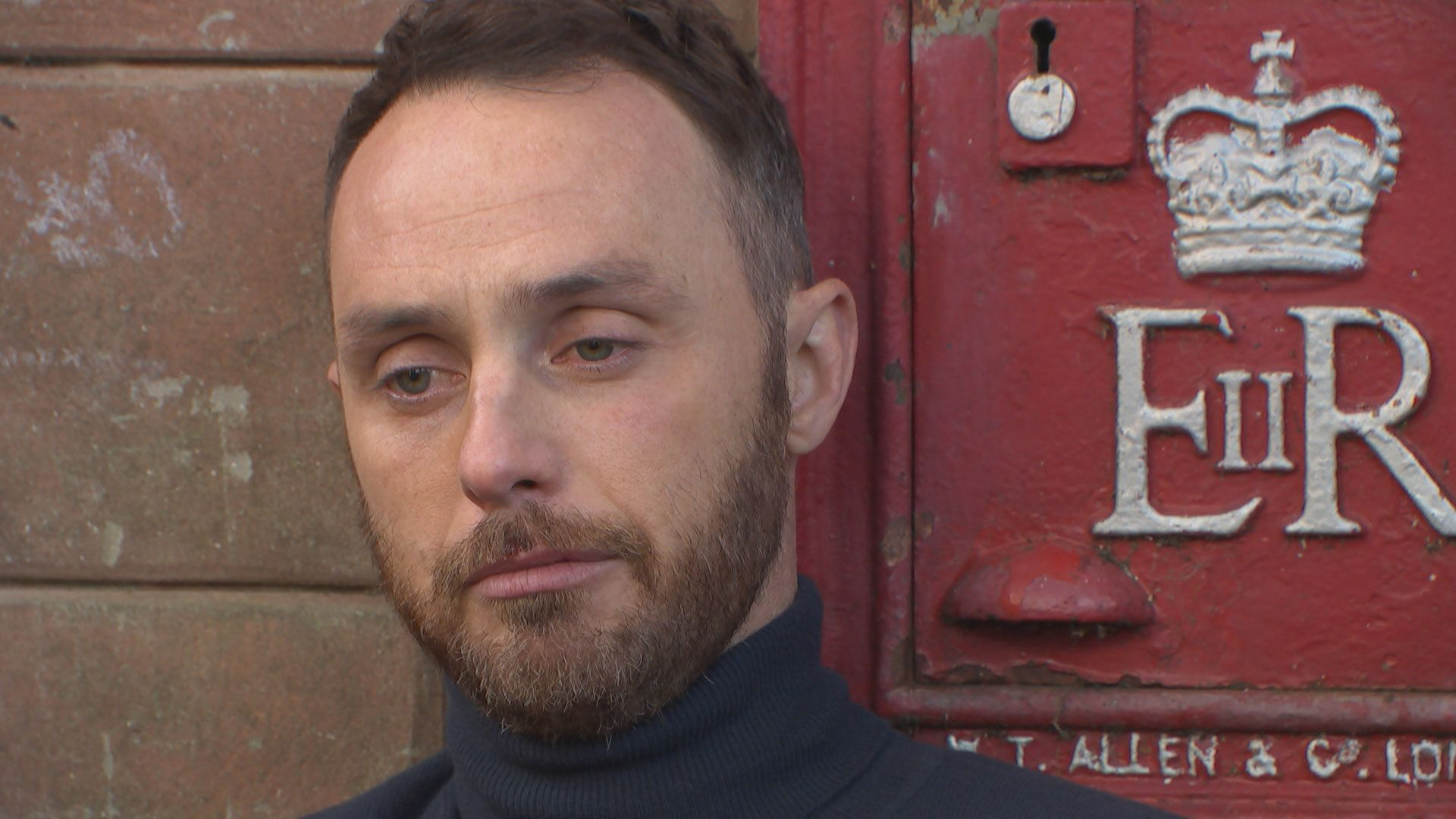 Hollyoaks star Gregory Finnegan reveals more misery for James after Jesse's exit