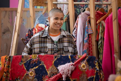 Ripley Lennox in Hollyoaks