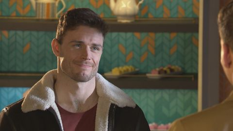 george kiss in hollyoaks