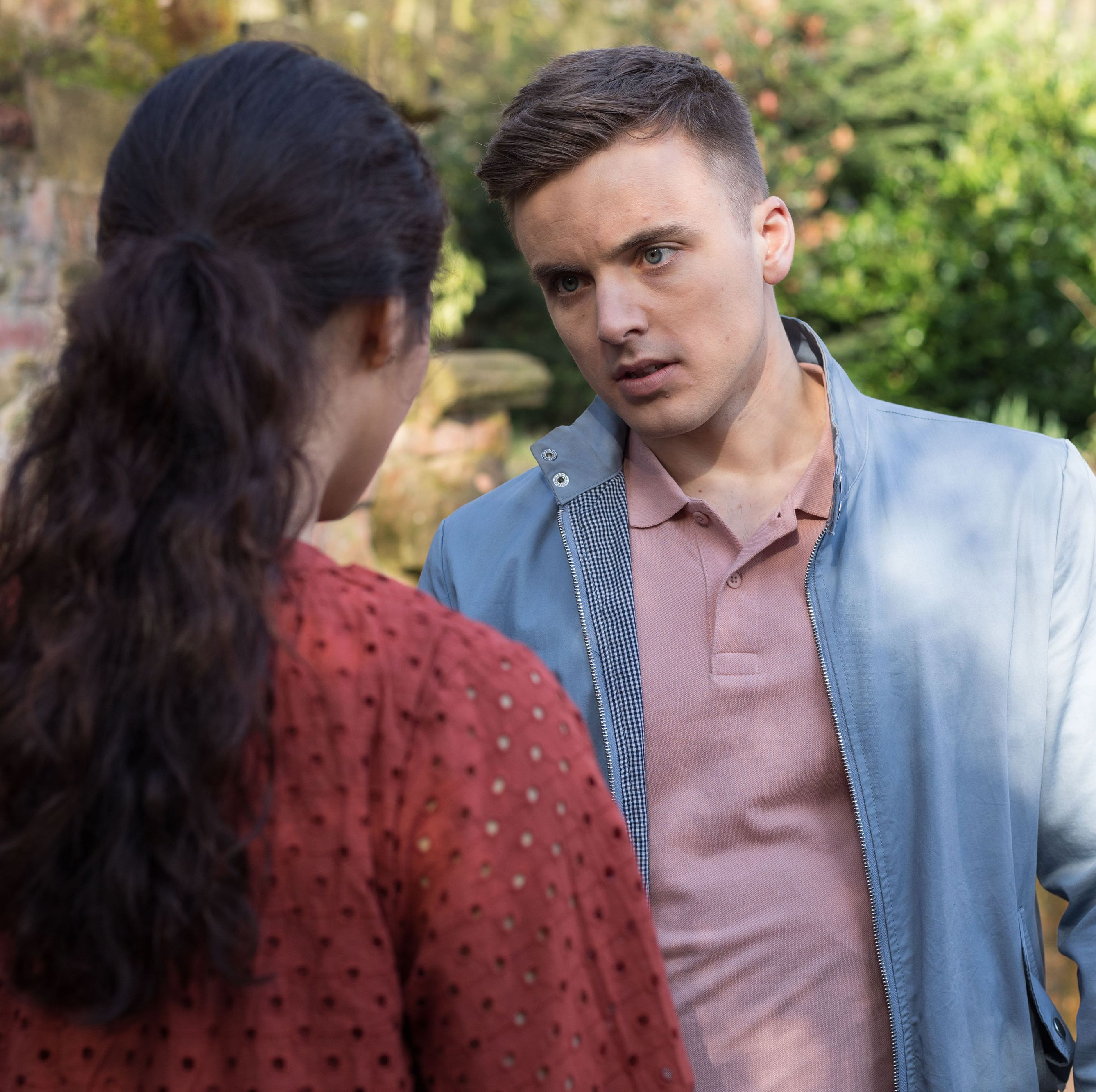 Hollyoaks: 13 new spoiler pictures reveal Harry Thompson's secret meeting