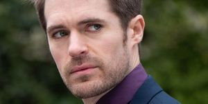 Laurie Shelby in Hollyoaks