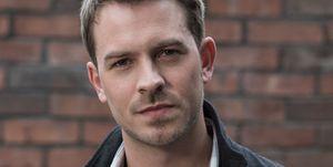 Ashley Taylor Dawson as Darren Osborne in Hollyoaks