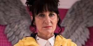 Breda McQueen in Hollyoaks