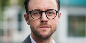 Cerith Flinn as Levi Rochester in Hollyoaks