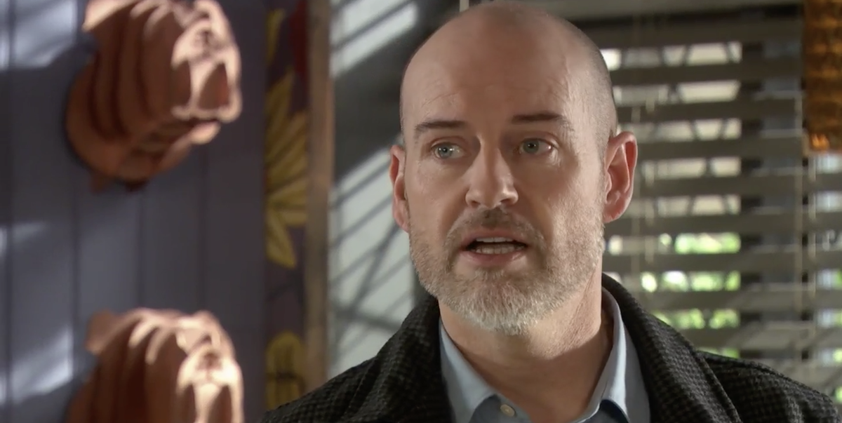 """Hollyoaks star Robert Beck hints at """"big trouble"""" for Fergus"""