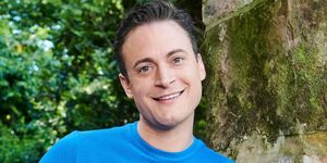 Gary Lucy as Luke Morgan in Hollyoaks