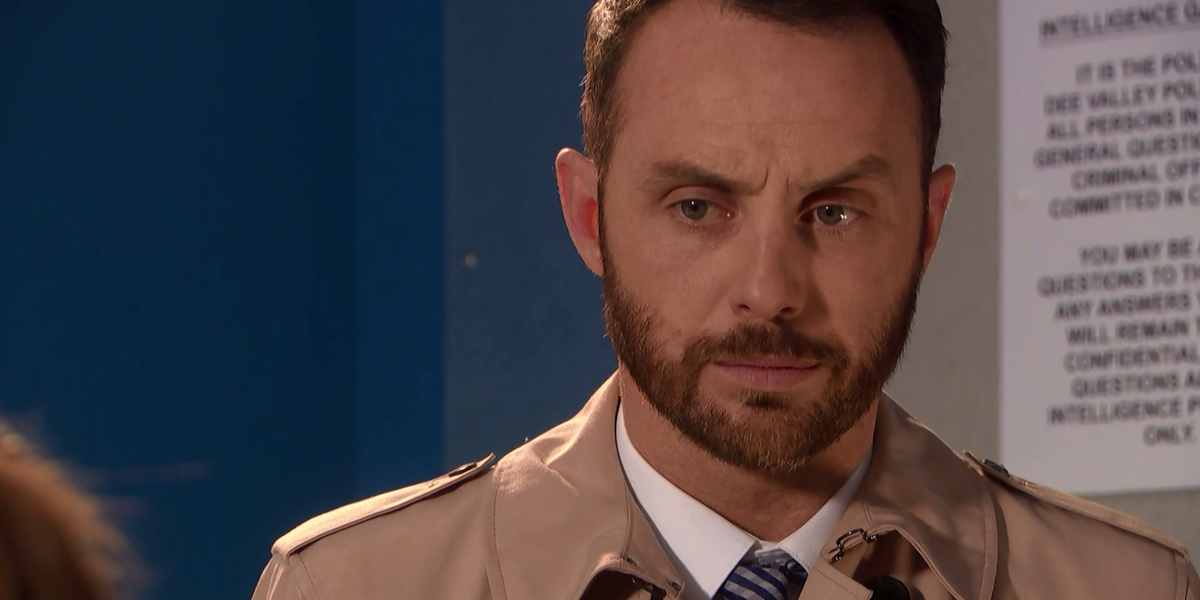 "Hollyoaks star Gregory Finnegan warns ""no-one is safe"" after show's death teaser"