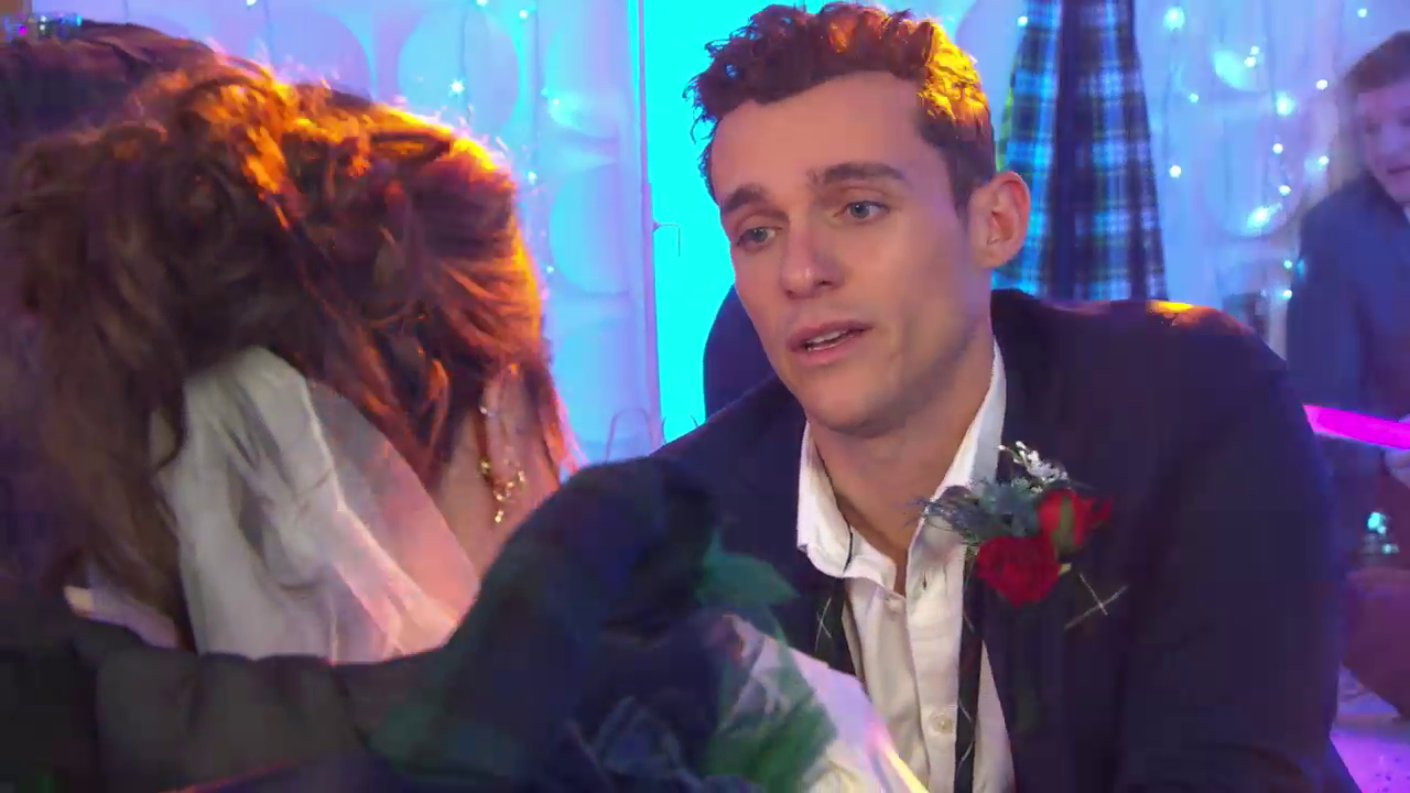 Hollyoaks airs shock collapse for Jesse Donovan after wedding day discovery