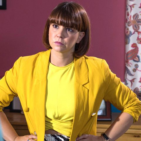 Exclusive: Hollyoaks star Jessica Fox reveals all on Nancy's plan to bring down Laurie Shelby