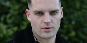Jude Monk McGowan as Liam Donovan in Hollyoaks