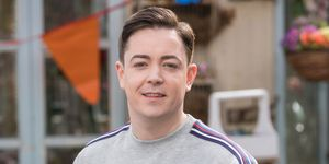 Keith Rice as Finn O'Connor in Hollyoaks