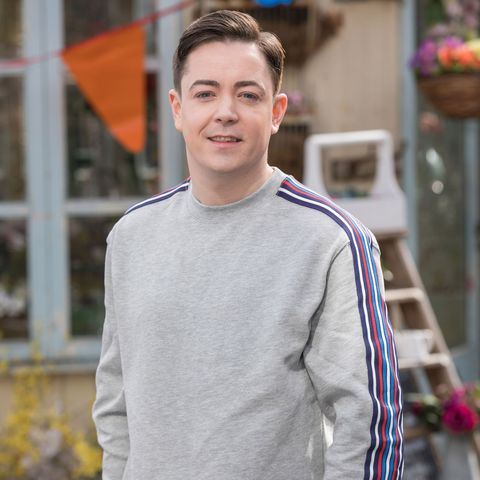 Exclusive: Hollyoaks star Keith Rice speaks out on Finn O'Connor's shock return