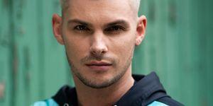 Kieron Richardson as Ste Hay in Hollyoaks