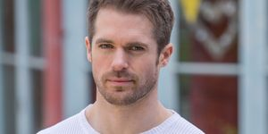 Kyle Pryor as Laurie Shelby in Hollyoaks
