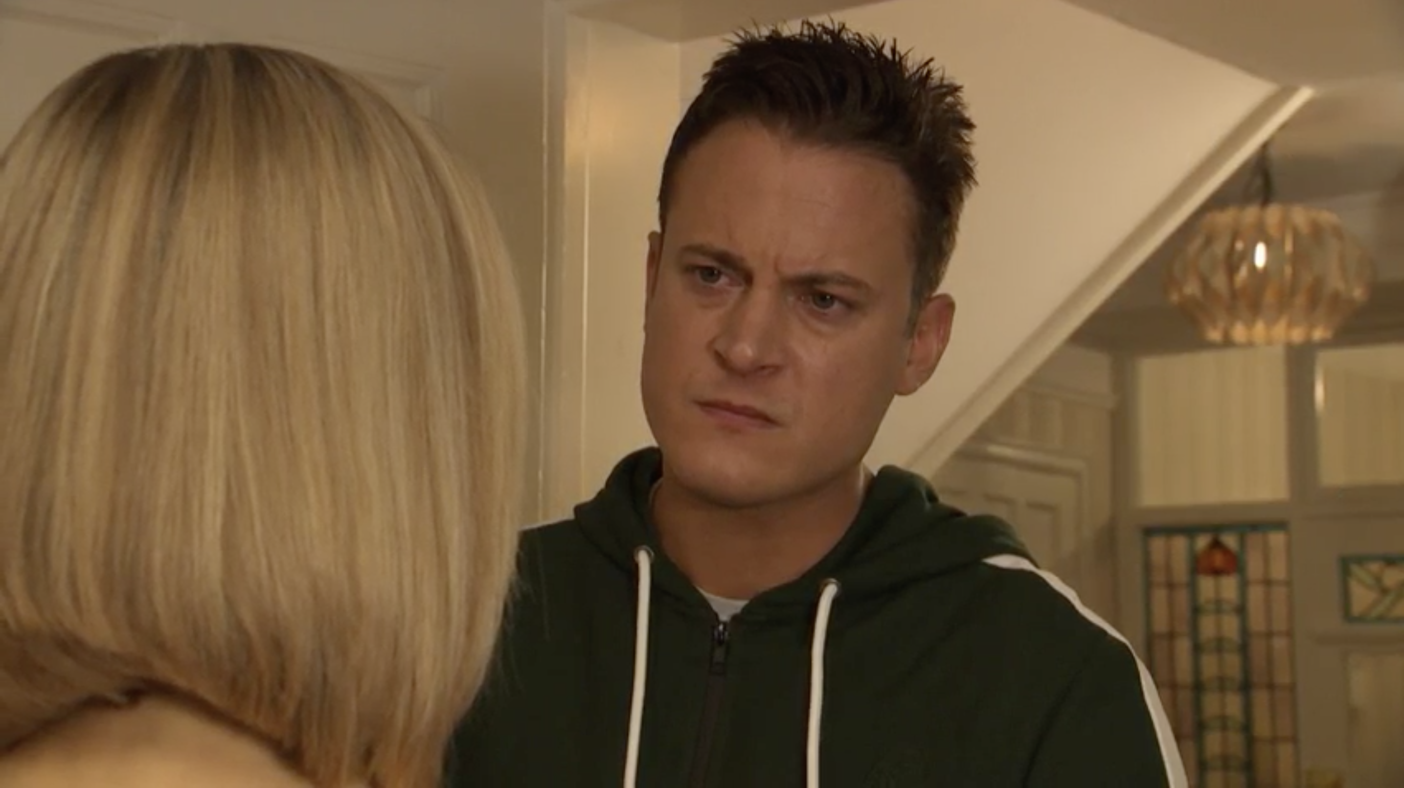 Hollyoaks is lining up a heartbreaking Christmas for Luke Morgan