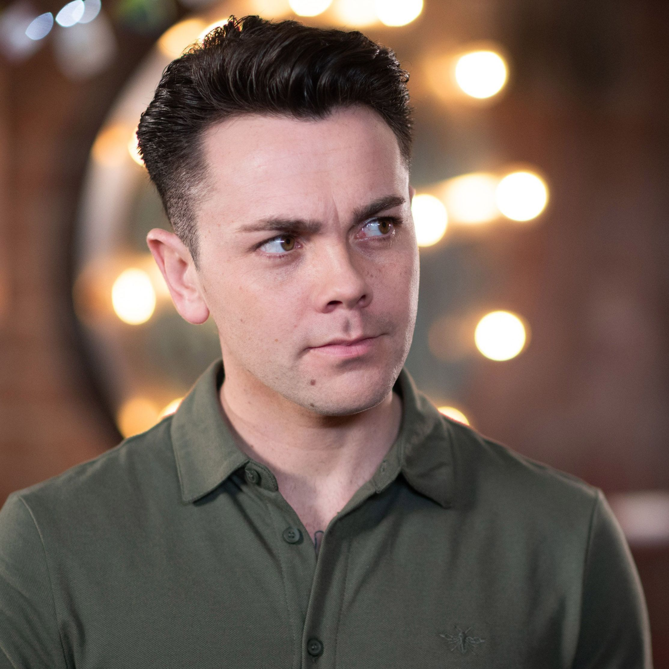 Hollyoaks star Ray Quinn addresses on-screen exit as Jonny Baxter