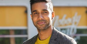 Rishi Nair as Sami Maalik in Hollyoaks