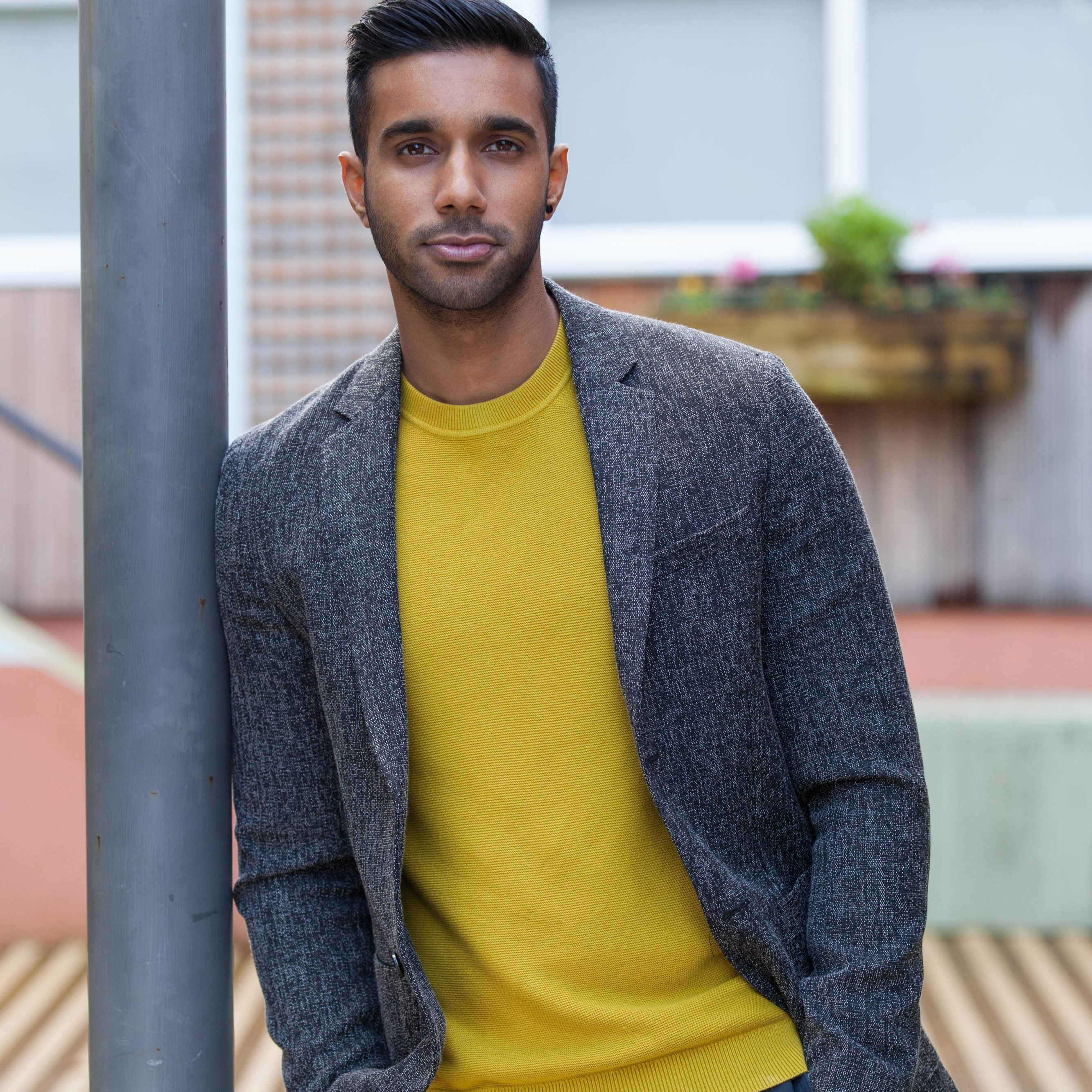 Hollyoaks star Rishi Nair hints at Ste Hay's redemption as he faces Sami again