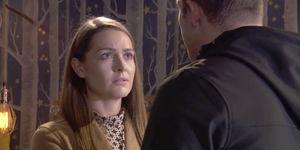 Hollyoaks 1/14/20: Sienna and Warren