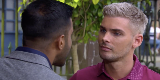 Hollyoaks star Kieron Richardson admits he didn't want to do Ste Hay's racism storyline