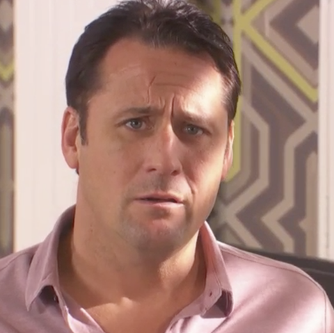 Hollyoaks' Tony Hutchinson in danger as he's targeted by serial killer Breda McQueen