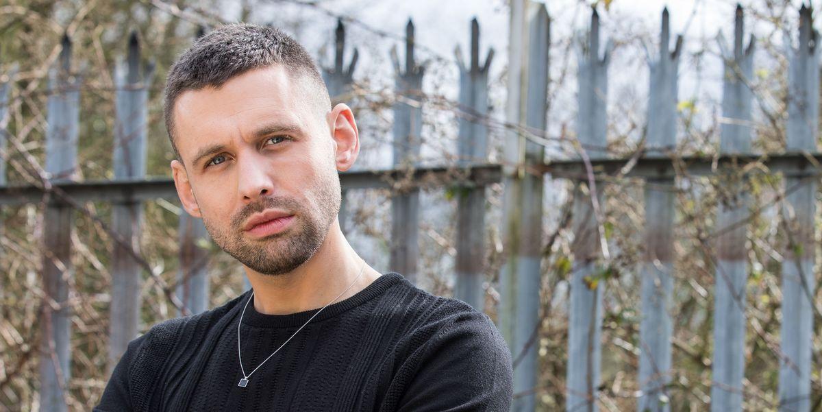 Hollyoaks casts Ripper Street actor Benjamin O'Mahony as County Lines drug boss