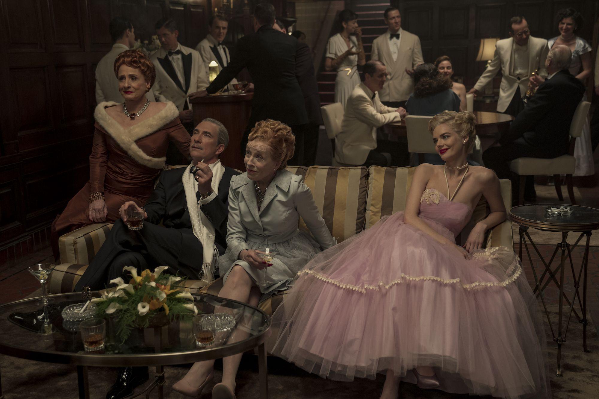 Hollywood, Primeras Imágenes de la serie de Ryan Murphy - Netflix