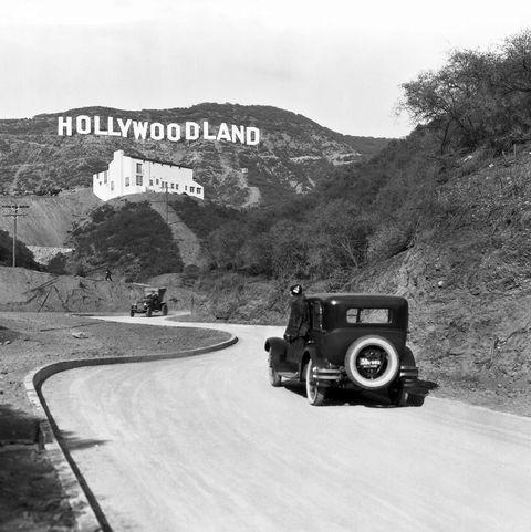 hollywood photos 1924