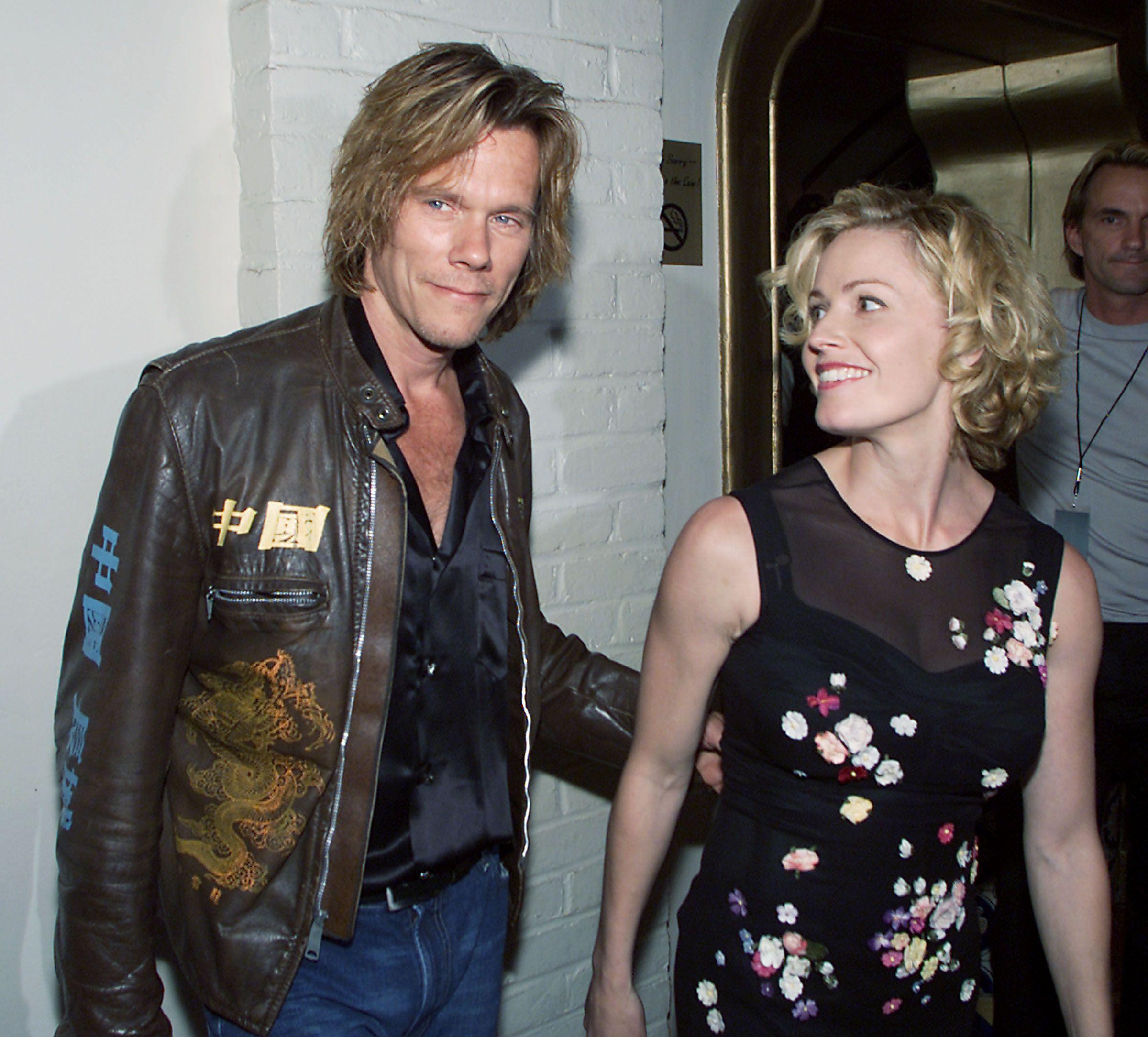 Fotos de la premiere de 'El hombre sin sombra' en el año 2000