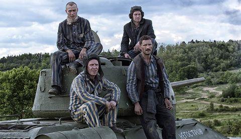 La Hazaña De Un Grupo De Hombres De Acero Rusos