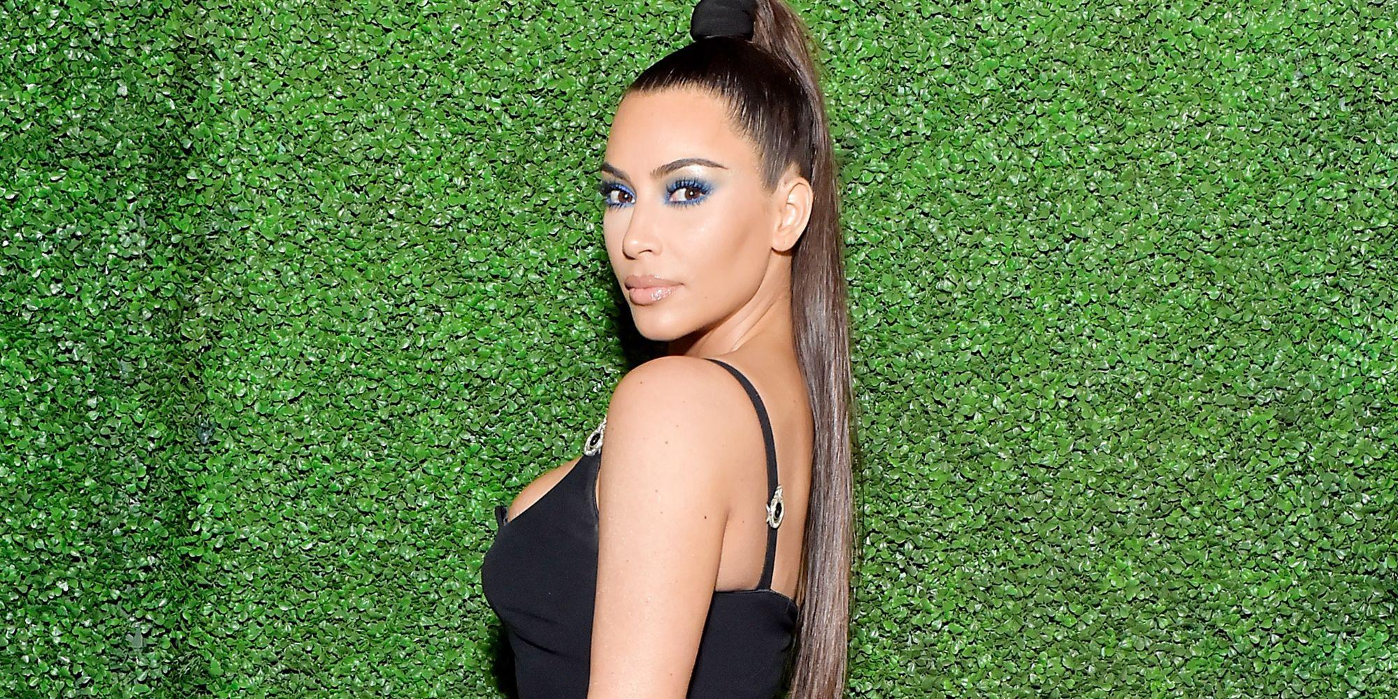 Fantástico Kim Kardashian Esmalte De Uñas Favorito Ideas Ornamento ...