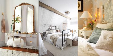 Decora tu dormitorio con estilo vintage estilo retro en - Dormitorio decoracion vintage ...