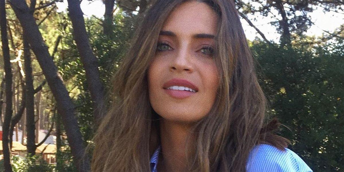 """Sara Carbonero estrena el corte de pelo del otoño. """" b104b2812e2c"""